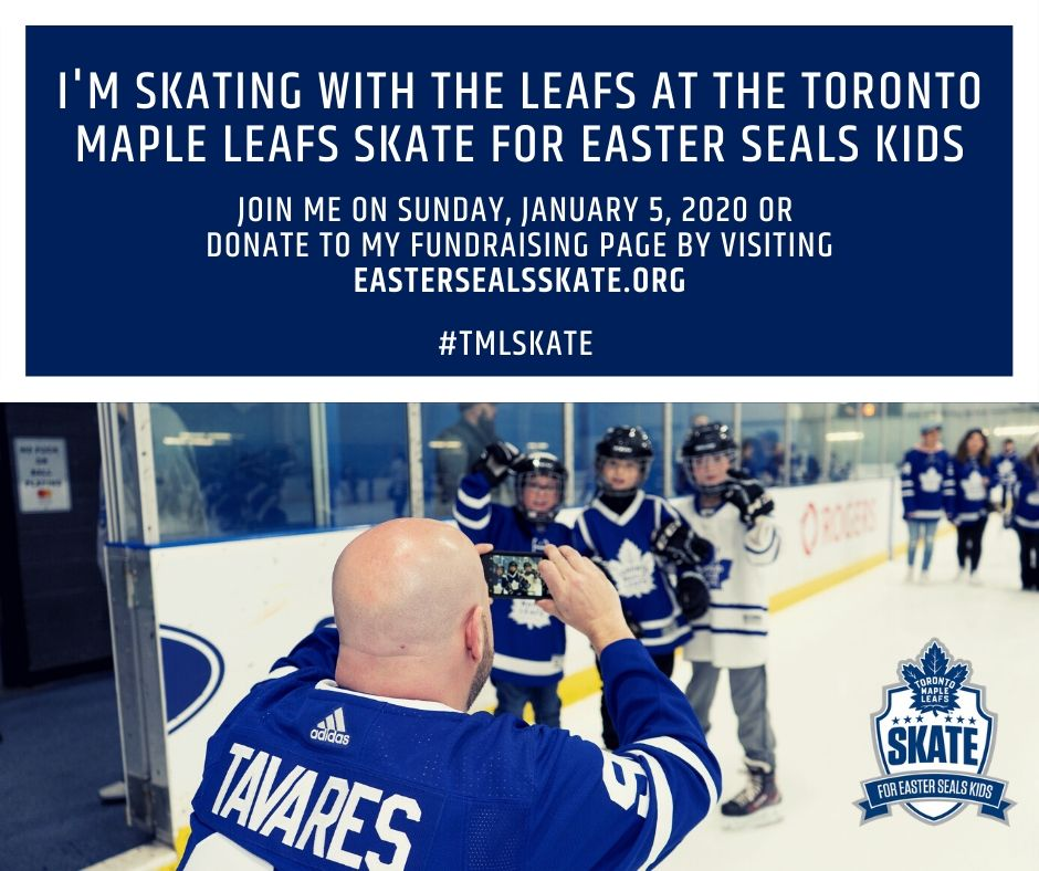 Toronto Maple Leafs Skate Facebook