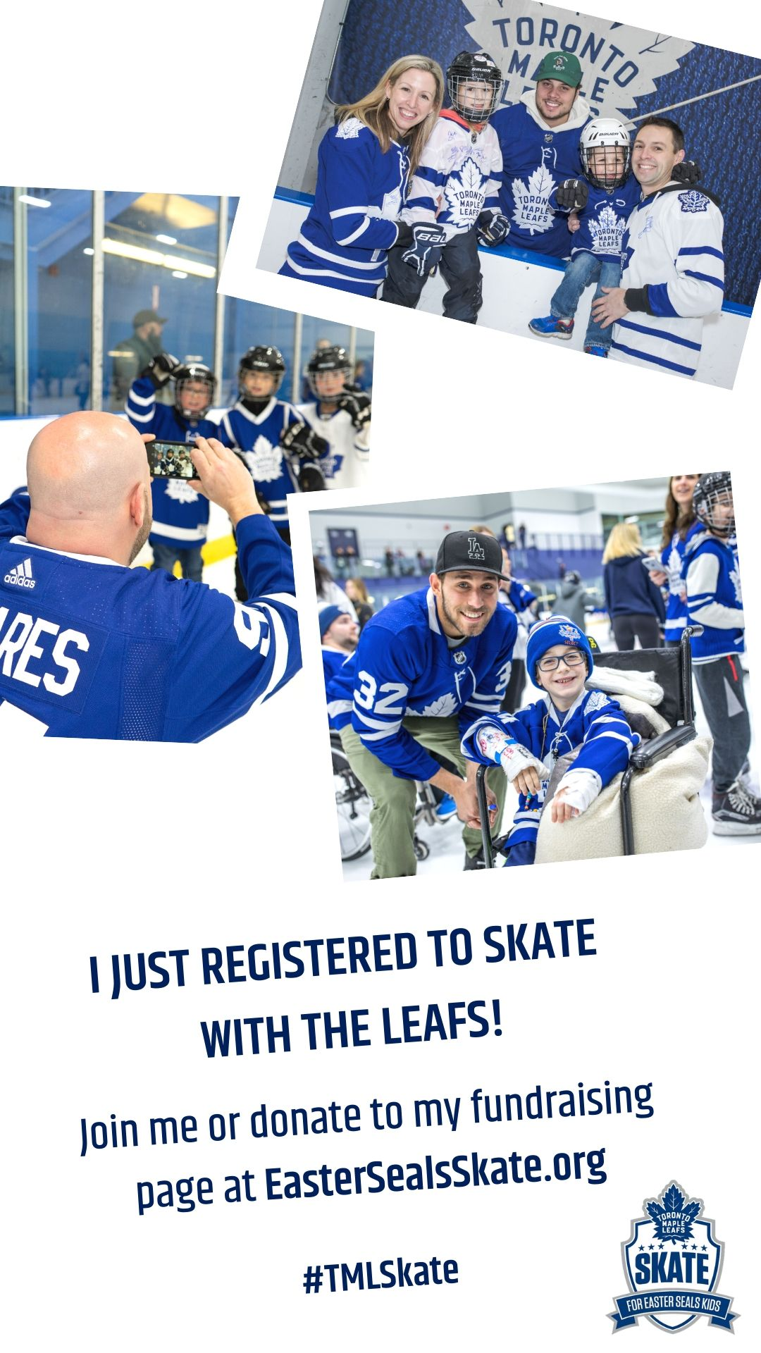 Toronto Maple Leafs Skate Instagram