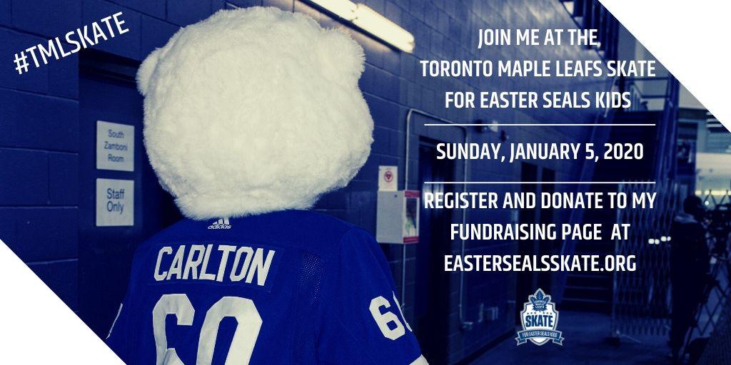 Toronto Maple Leafs Skate Twitter